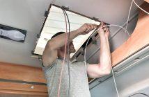 Wohnmobil Van Solaranlage selber einbauen