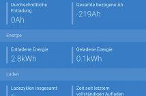 Victron Solarregler App Infos