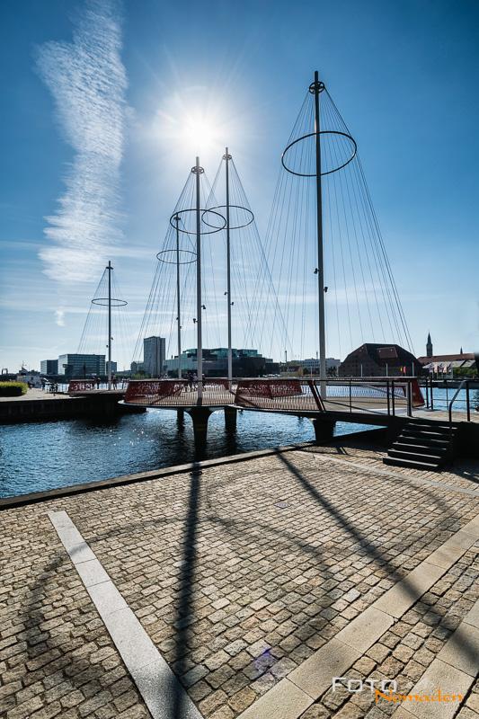 Circle Bridge in Kopenhagen