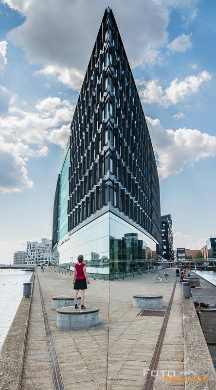 Kopenhagen Städtereise Moderne Architektur Islands Brygge