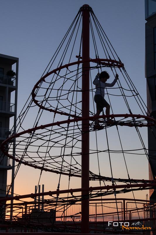 Kopenhagen Städtereise Fotospot Silhouette