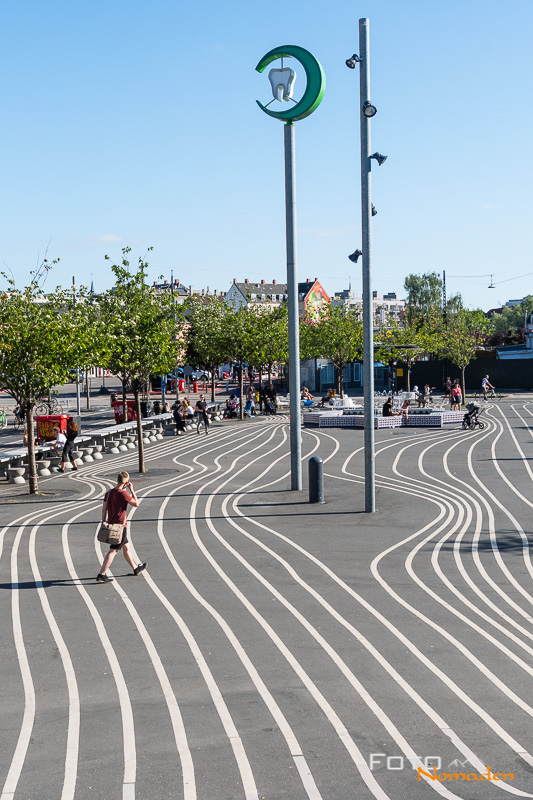 Kopenhagen Städtereise Fotospot Superkilen