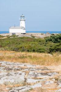 Fader Blickwinkel Leuchtturm Fotografietipps