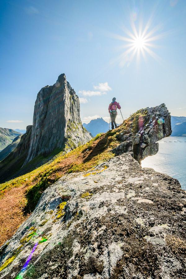 Mount Segla - Senja/Norwegen Fotonomaden.com