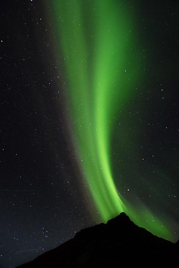 Nordlichter - Lofoten/Norwegen Fotonomaden.com