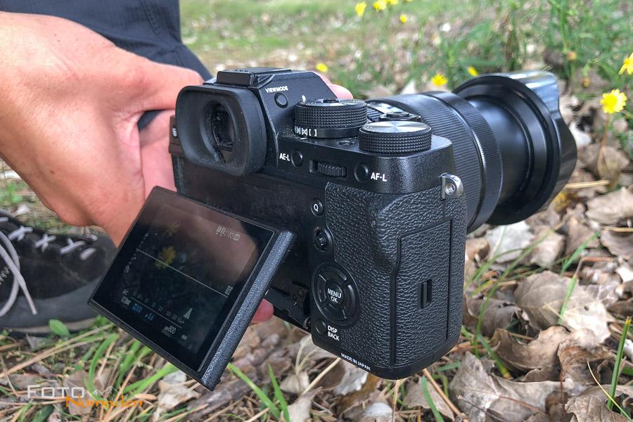 Aufklappbares Display - Kamera Kaufberatung