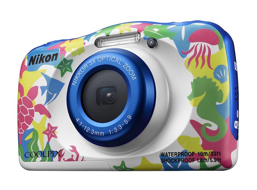 Kompakt Kamera - Nikon