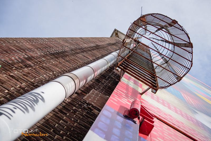 Städte fotografieren: Blick nach oben - Fotonomaden