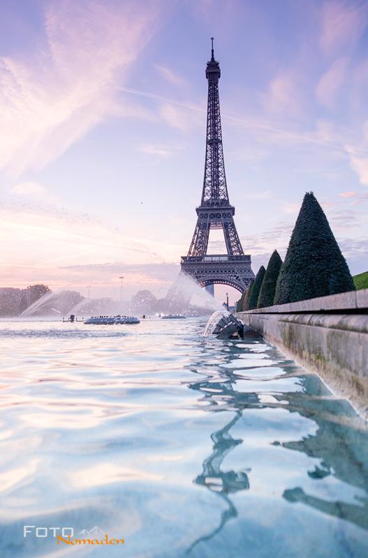 Städte fotografieren: Niedriger Blickwinkel - Fotonomaden