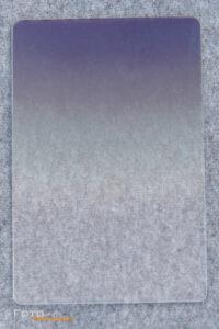 Grau Verlaufsfilter