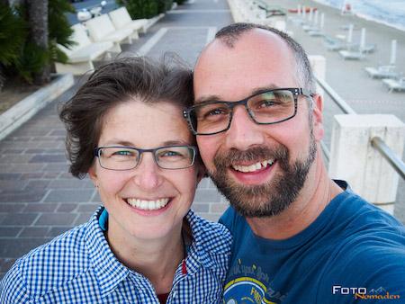 Karin und Markus die Fotonomaden