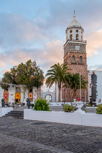 Glockenturm, Teguise, Lanzarote