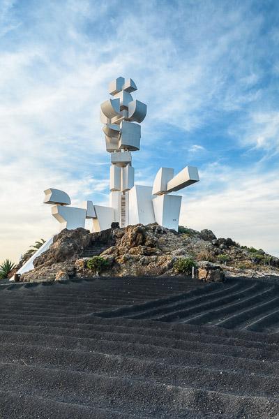 Monumento al Campesino, Lanzarote