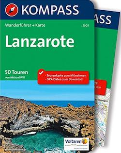 Lanzarote Wanderführer