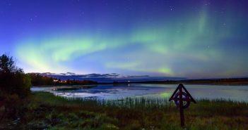 Nordlichter sehen - was für ein Erlebnis