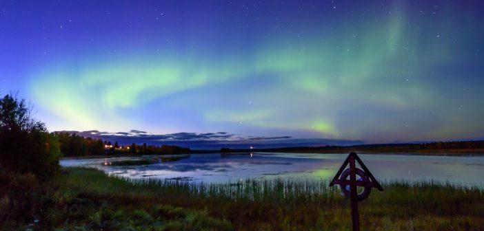 Nordlichter sehen – die besten Plätze & Zeiten