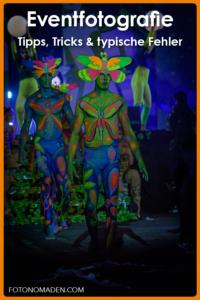 Eventfotografie Tipps von den Fotonomaden