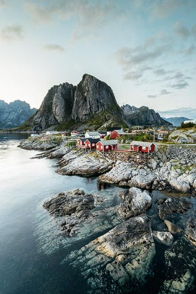 Hamnøy auf den Lofoten in Norwegen - Fotonomaden