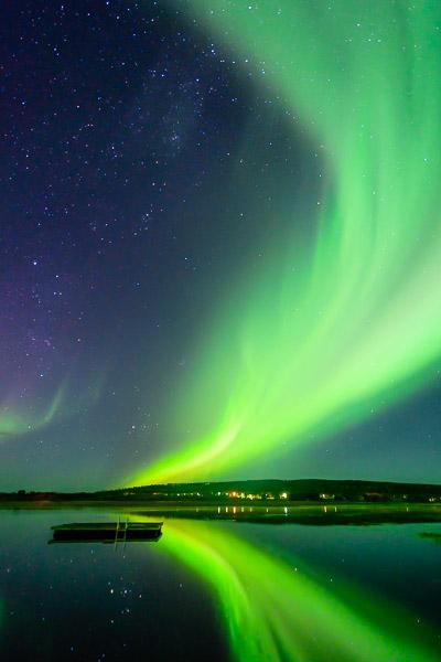 Nordlichter - Fotonomaden