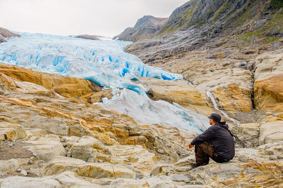Svartisengletscher Norwegen - Fotonomaden