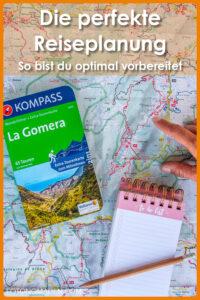 Die perfekte Reiseplanung