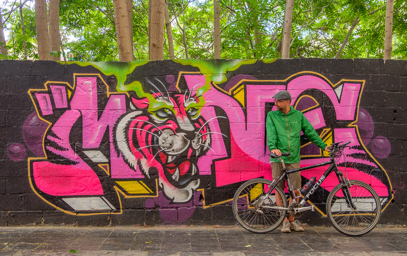 Streetart Valencia Sehenswürdigkeiten