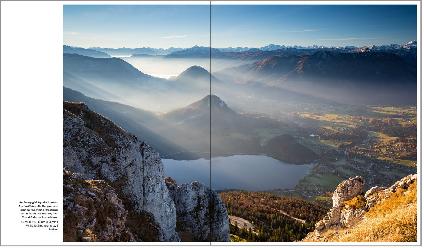 Fotografieren in den Alpen Ausseerland