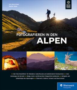 Fotografieren in den Alpen Buchcover