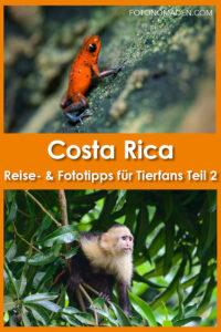 Costa Rica Fototipps