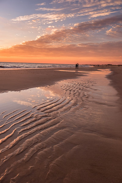Sonnenaufgang am Strand Fototipps von den Fotonomaden