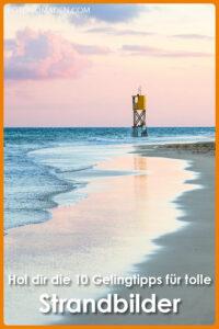 Strandbilder - 10 Geheimtipps