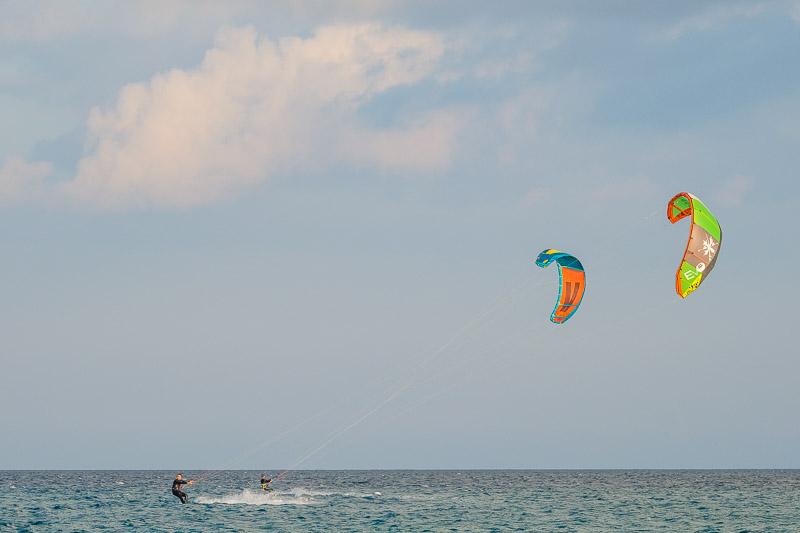 Kitesurfer Fotonomaden