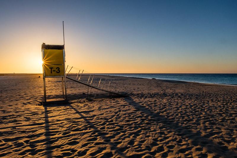 Fototipps für den Strand - Blendenstern und Schatten