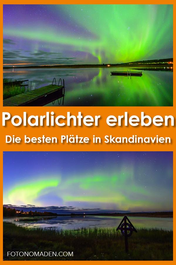 Polarlichter erleben