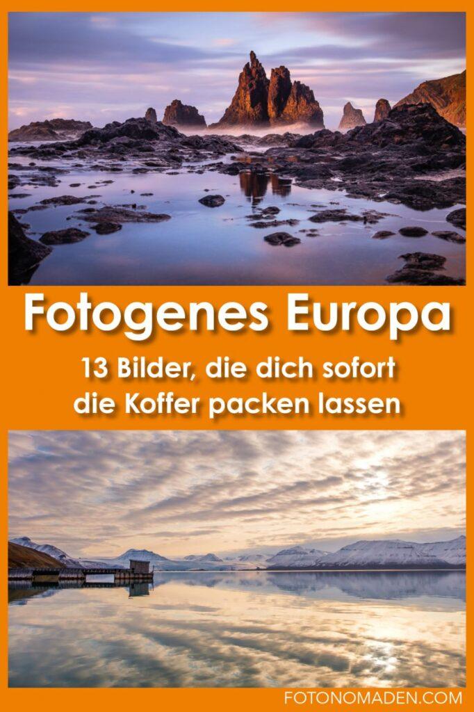 Fotogene Europareisen