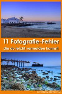 Fotografie Anfängerfehler