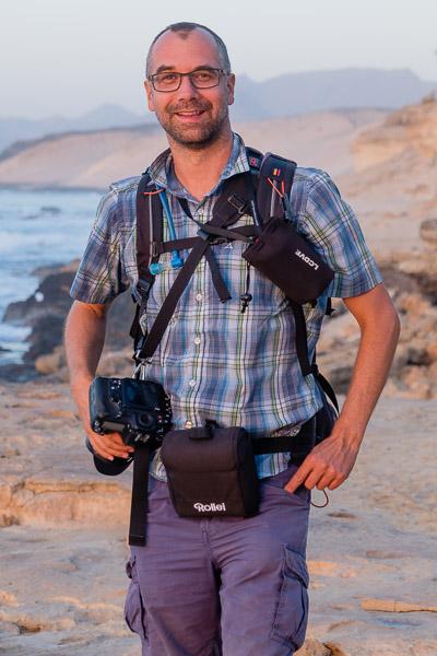 Fotografie Anfänger Fehler - zu viel Equipment