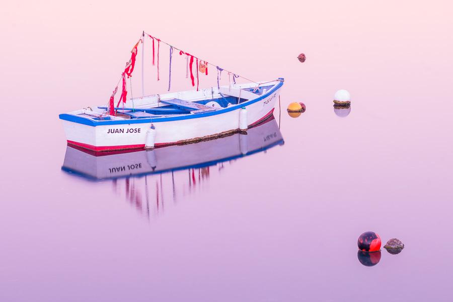 Fototipps für Anfänger - Boot bei Sonnenaufgang