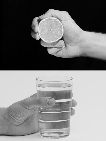 Fotoinspirationen für die Quarantäne - 2 Foto ergeben gemeinsam einen neuen Sinn