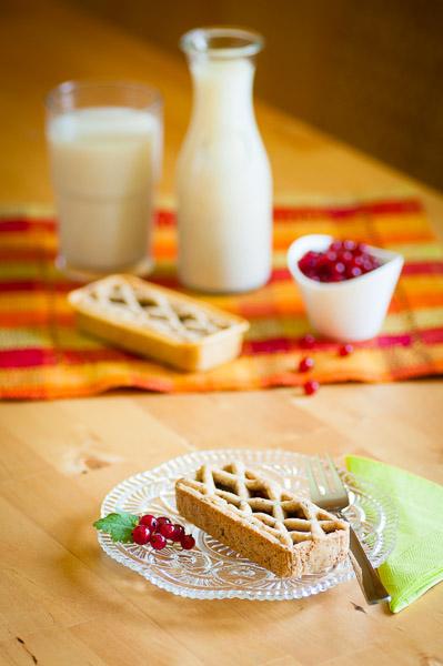 Fotoideen für Zuhause - Foodfotos - Linzerschnitte