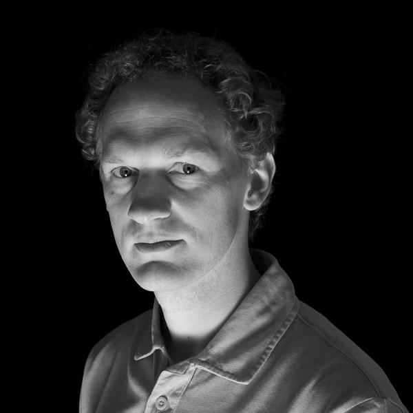 Fotoideen - Porträt mit Schurkenlicht