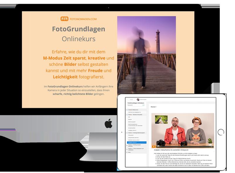 FotoGrundlagen Onlinekurs