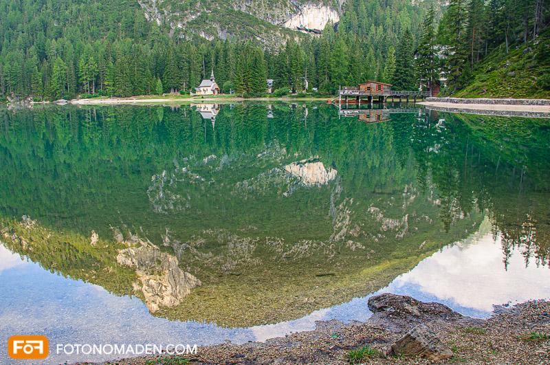 Bergfotografie Pragser Wildsee