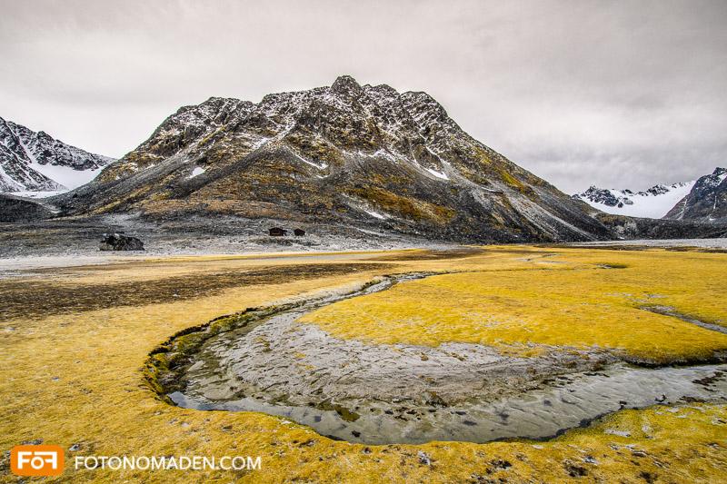 Bergfotografie - Spitzbergen