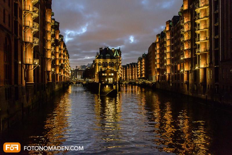 Städtefotografie Hamburg Fleetschlösschen
