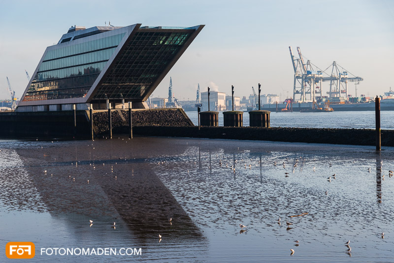 Städtefotografie Hamburg Dockland