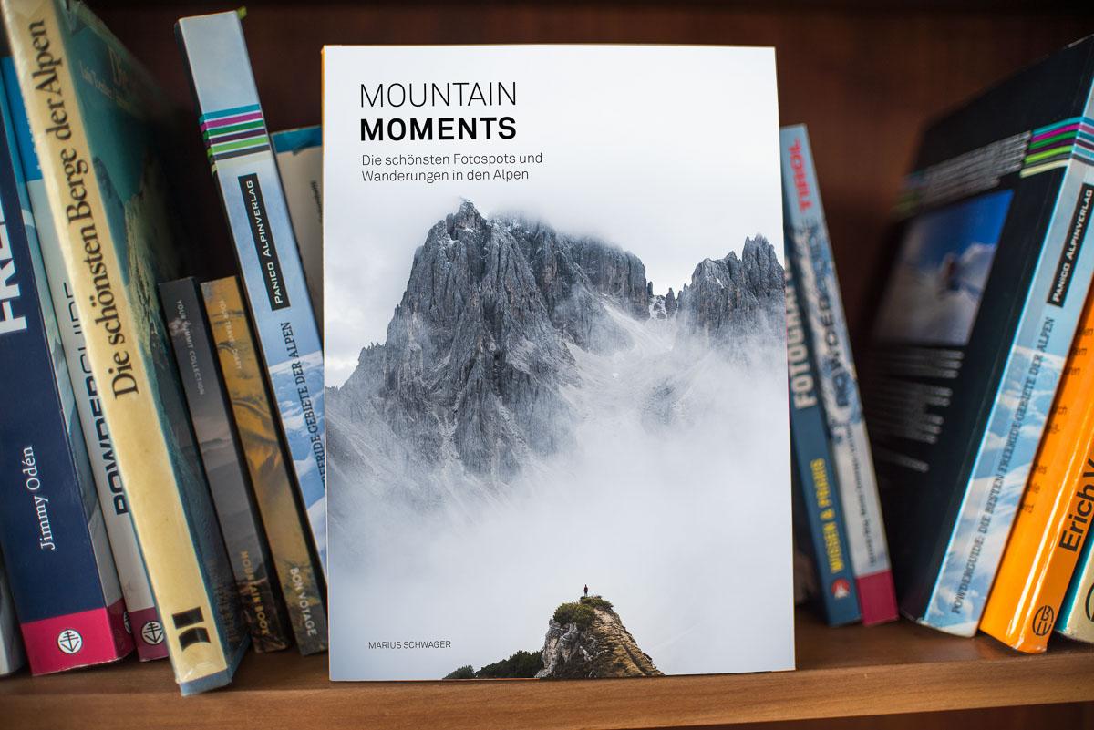 Mountain Moments - Die schönsten Fotospots und Wanderungen in den Alpen