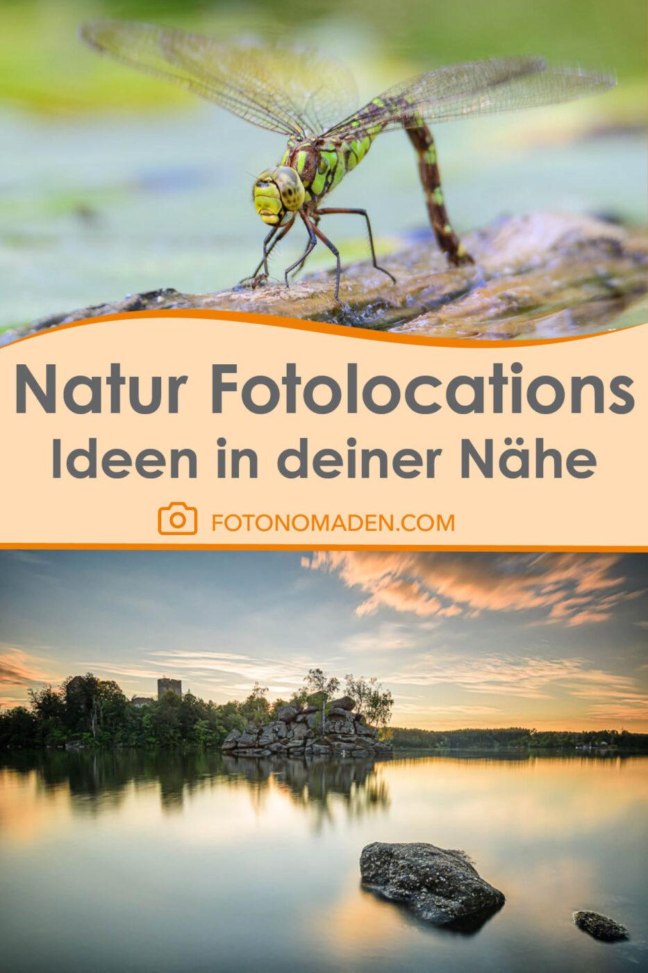 Natur Fotolocations in deiner Heimat entdecken