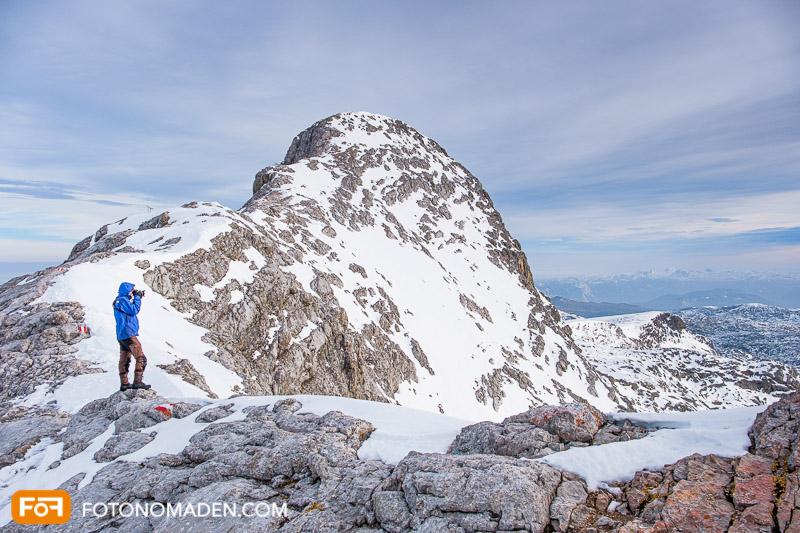 Dachstein Gletscher Gjaidsteinsattl