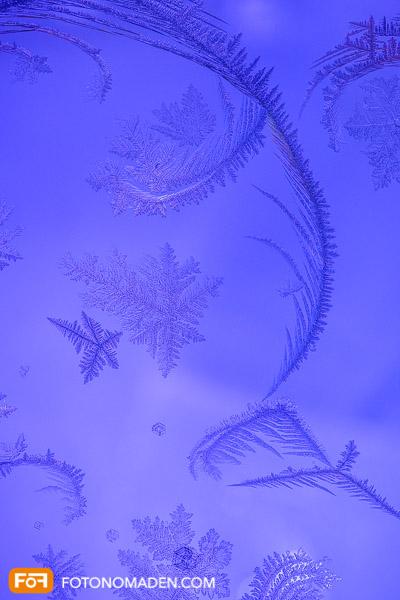 Dachstein Gletscher Eispalast Eiskristalle